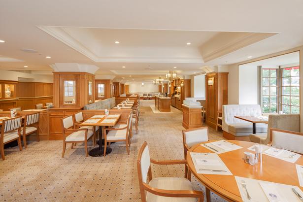 コーヒーハウス ザ・カフェ / ホテルニューグランド