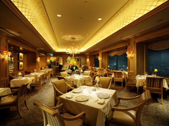 フレンチレストラン「ル シエール」 / 横浜ロイヤルパークホテル