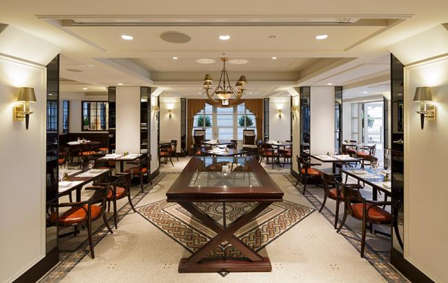 イタリアンレストラン イル・ジャルディーノ / ホテルニューグランド