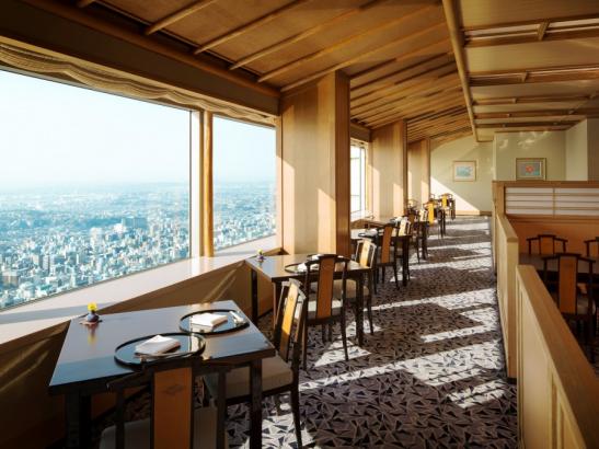 日本料理「四季亭」 / 横浜ロイヤルパークホテル