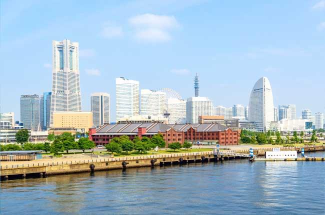 横浜駅周辺地区と関内・伊勢崎町地区を一本化し、横浜の都市機能を強化するために生まれた「みなとみらい」。