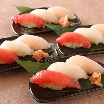 本格握りや各種巻き寿司