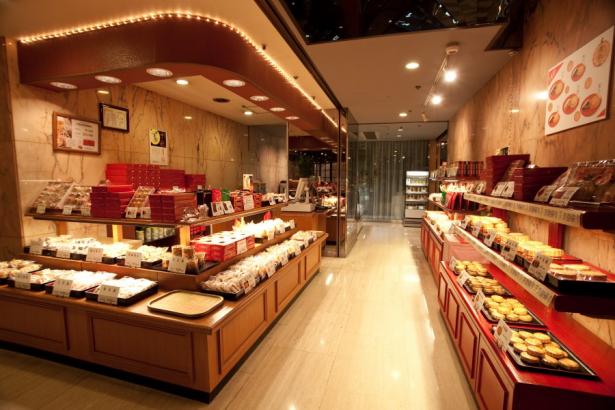 重慶飯店 横浜中華街 新館売店