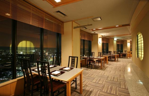 【臨時休業】日本料理 羽衣 / 新横浜プリンスホテル
