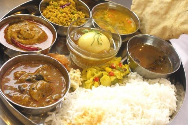 南インド料理 ガネーシュ