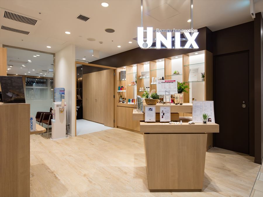 UNIX ノクティプラザ 溝口店