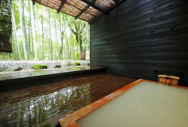 貸切露天風呂(かぐや)