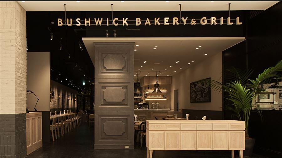 BUSHWICK BAKERY&GRILL グランツリー武蔵小杉店