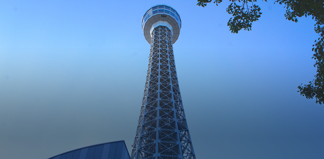 横浜マリンタワー  -横浜人の「切り札」-
