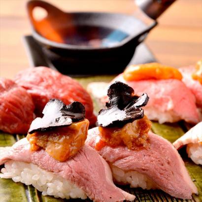 横浜肉寿司