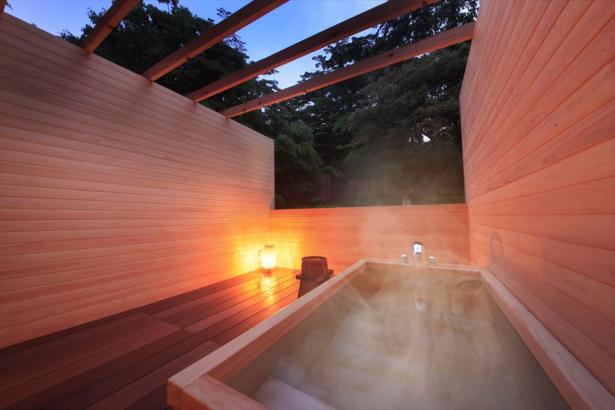 仙石原で過ごす大人時間〈露天風呂付和洋室〉