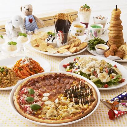 ママ会や家族の記念日に!子どもから大人まで楽しめる昼宴会
