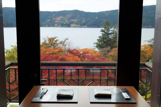 日本料理「つつじの茶屋」/小田急 山のホテル