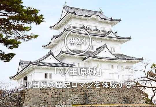 小田原の街そのものが城だった!? 戦国時代に始まる小田原の歴史ロマンを体感する