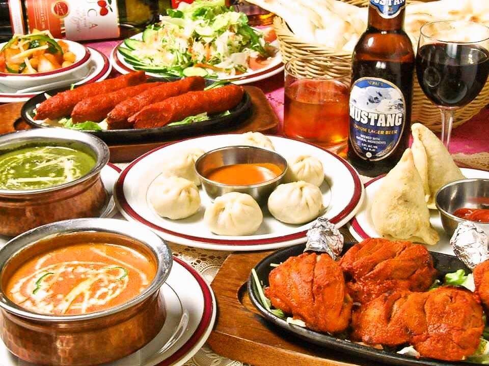 ネパール・インド料理 スンガバ