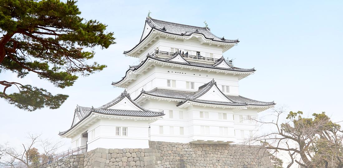 歴史再見! 難攻不落の「小田原城」、その堅守の秘密を探る!!