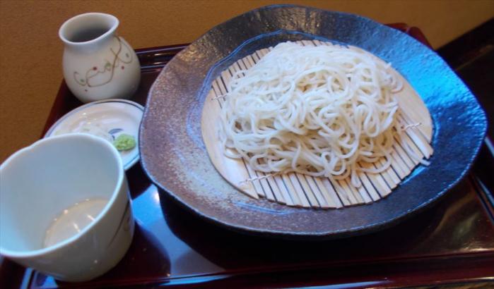 石臼挽き蕎麦 まるぬき