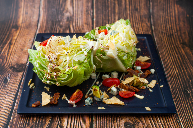 Ice Wedge Salad(アイスウエッジサラダ) 1,200円