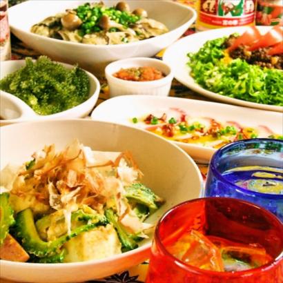 沖縄酒場 南の島の台所 KAKAKA