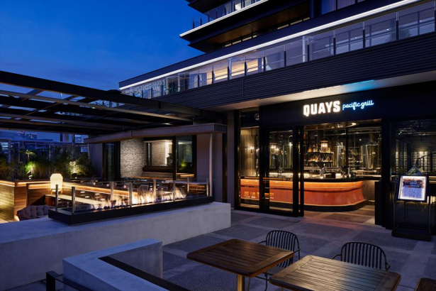 QUAYS pacific grill