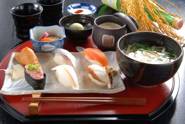看板商品 素材蔵定食 1,000円