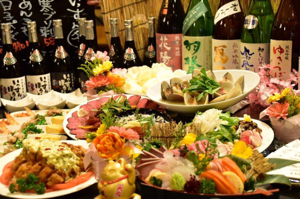 肉と魚いっすんぼうし天王町本店