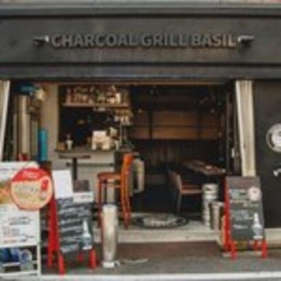 Charcoal Grill BASIL(チャコールグリルバジル)